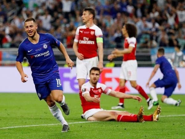 رسمياً.. هازارد أفضل لاعب في الدوري الأوروبي