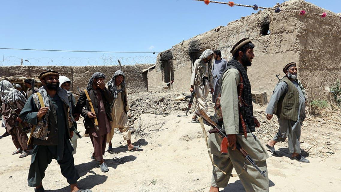 در حمله طالبان در ولایت غور افغانستان 15 نفر کشته شدند