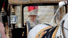 UK monarch marks official birthday with pomp and parade