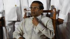 Sri Lanka president abandons re-election bid