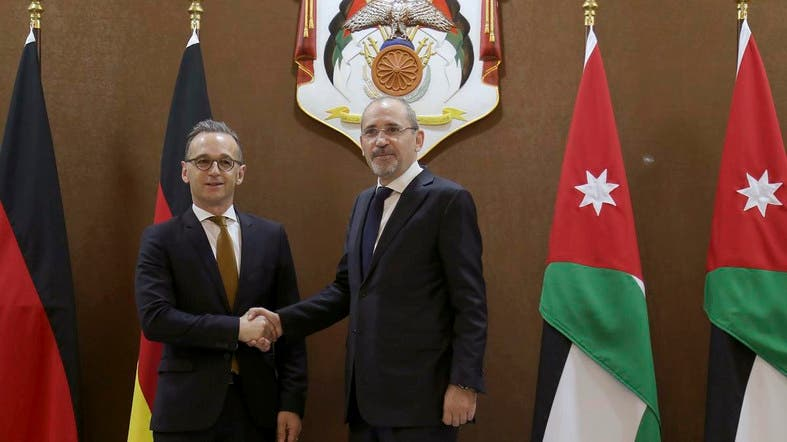 German FM in Jordan in bid to ease US-Iran tensions - Al Arabiya English