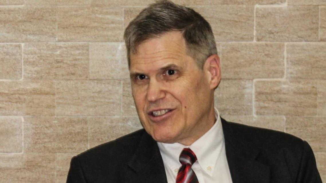US ambassador Matthew Tueller. (AFP)