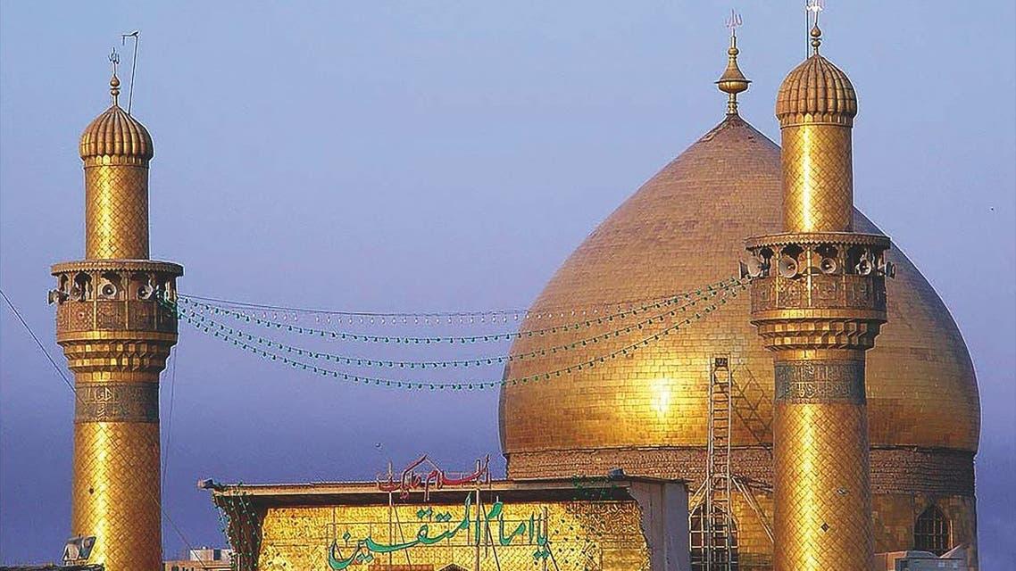 زیارتگاه شیعیان در شهر قم در آتش سوخت