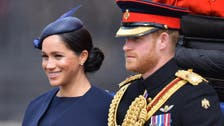 Meghan makes first public appearance since son's birth at queen's birthday