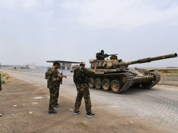 سوريا.. النظام يقصف نقطة المراقبة التركية في حماة