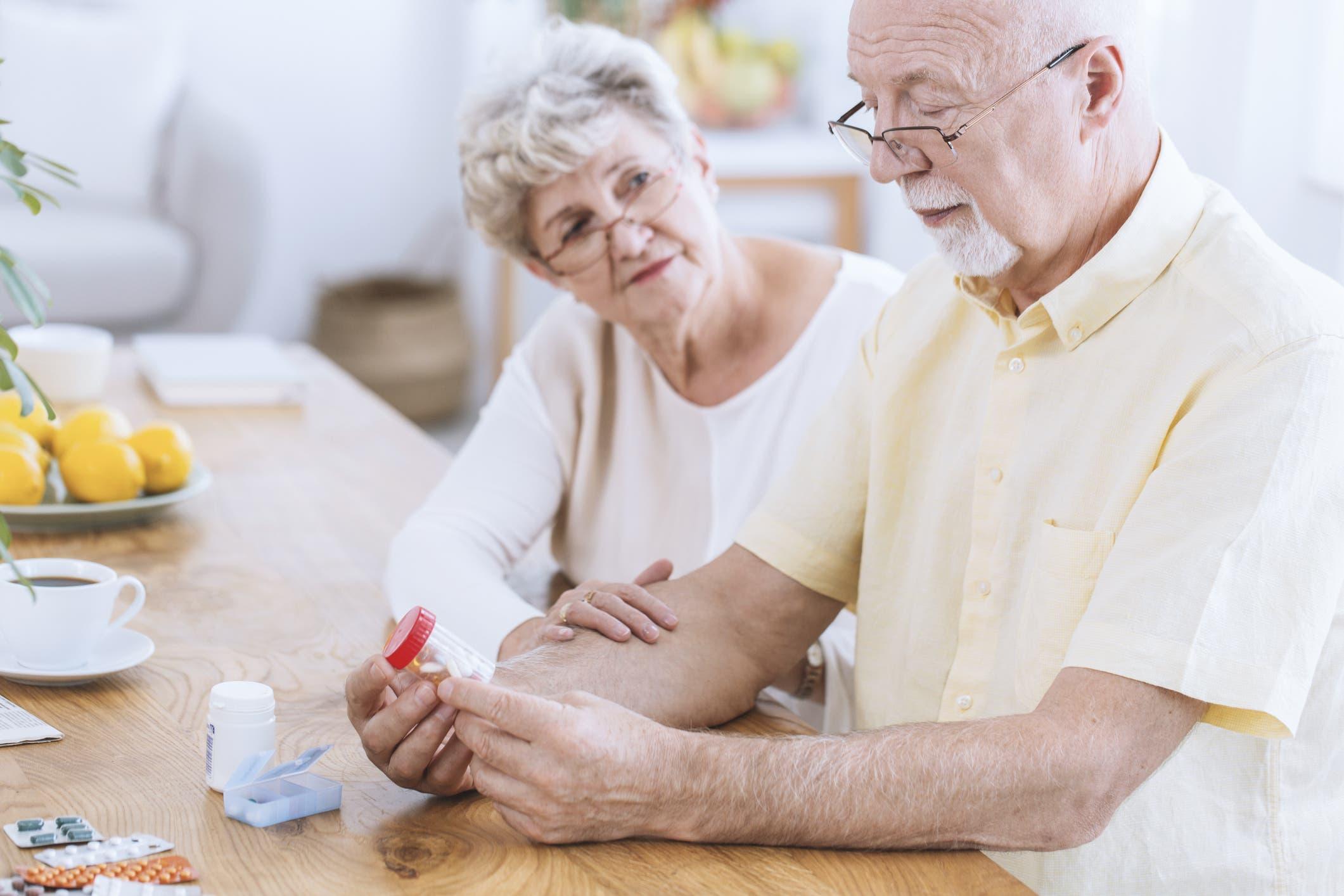 كبار السن معرضون بشكل أكبر للنوع الثاني من مرض السكري