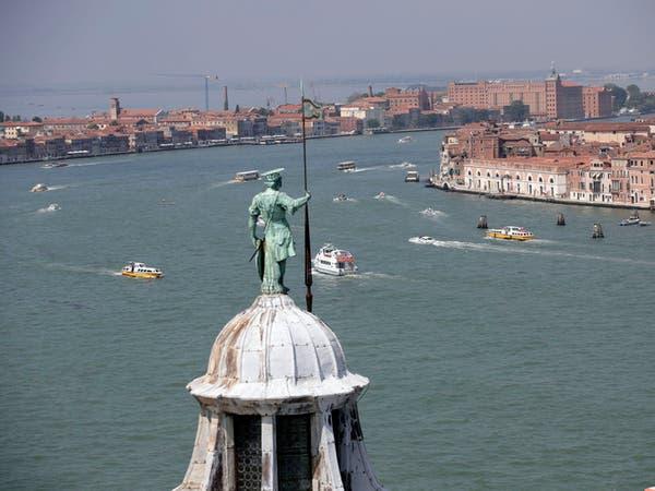 السفن السياحية تثير غضب سكان البندقية