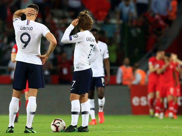 فرنسا تخسر أمام تركيا في تصفيات يورو 2020
