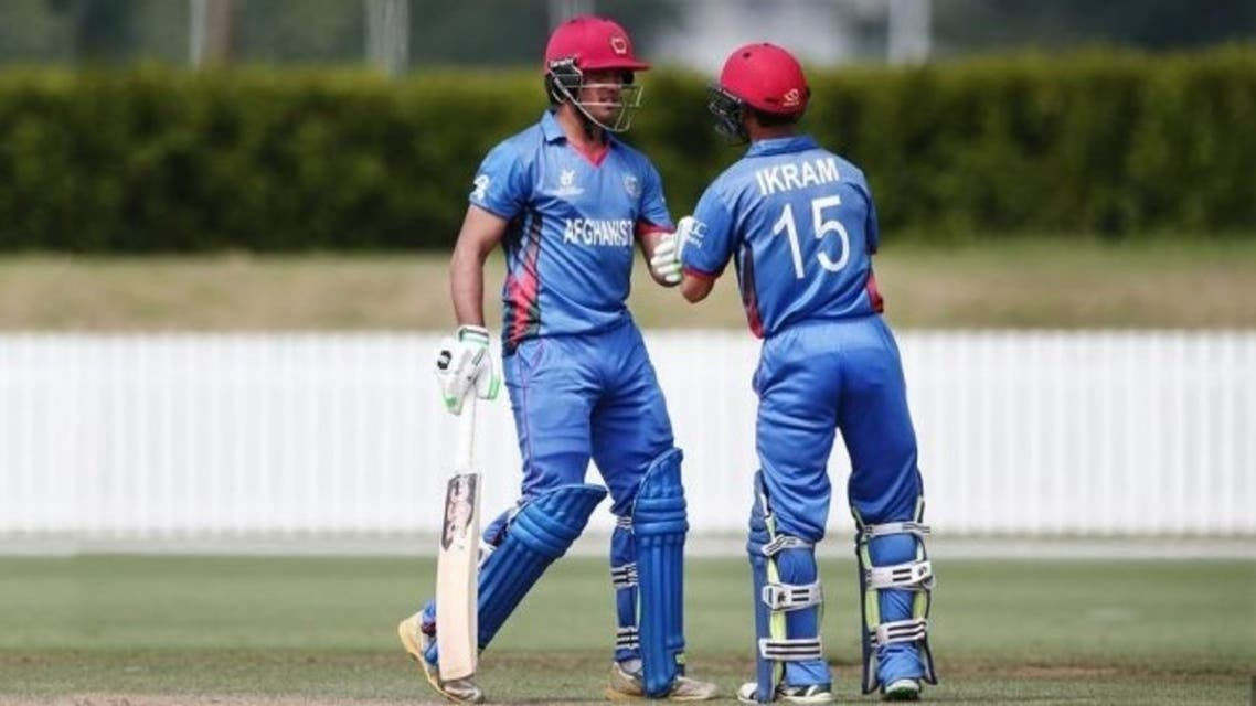 تیم ملی کرکت افغانستان در بازی جام جهانی در مقابل نیوزیلند شکست خورد