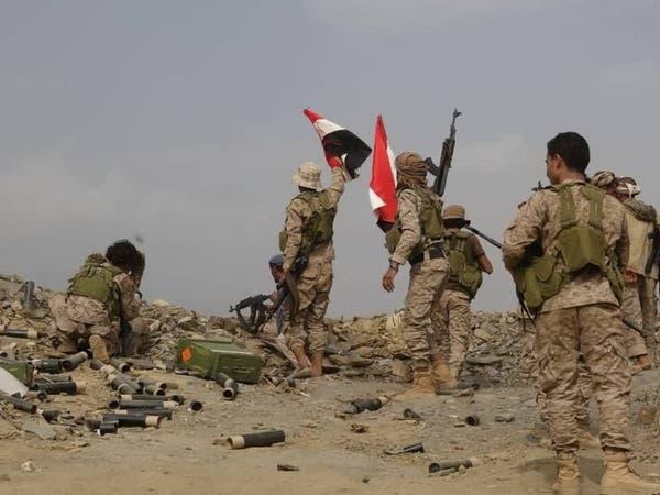 الجوف.. قتلى وجرحى بصفوف المليشيات الحوثية بجبهة العقبة
