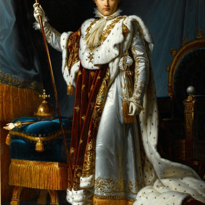 نابليون.. عرض فرنسا لخطر الغزو وغدا