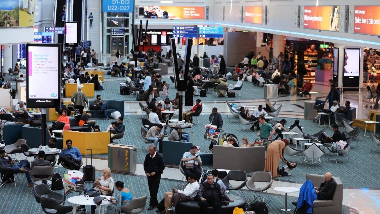 مطار دبي سيطبق الفحص الحراري