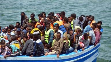 75 مهاجراً عالقون في عرض البحر.. وتونس ترفض استقبالهم