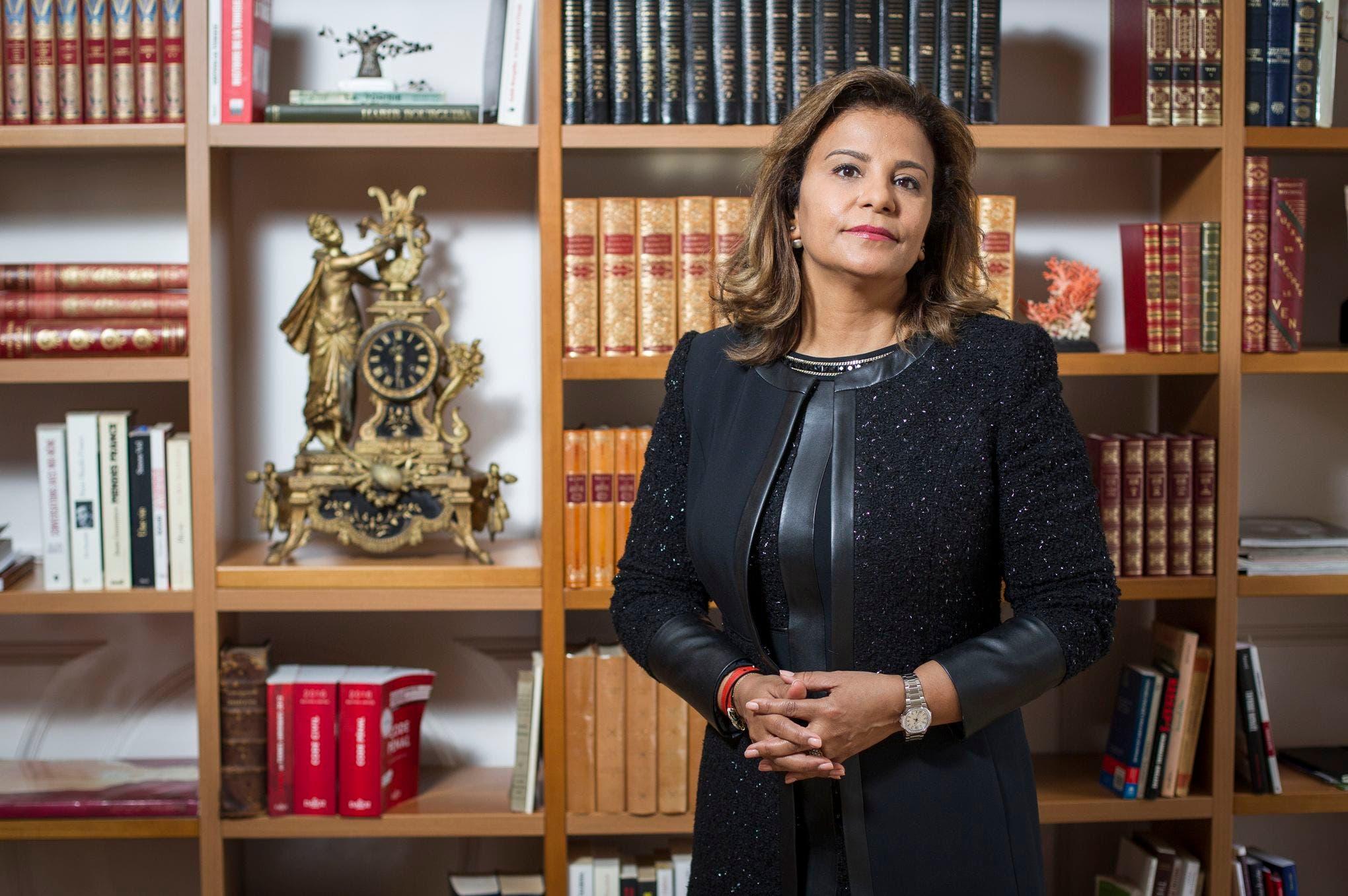 المحامية الفرنسية سامية مكتوف