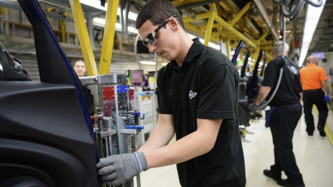 بريطانيا صناعة سيارات