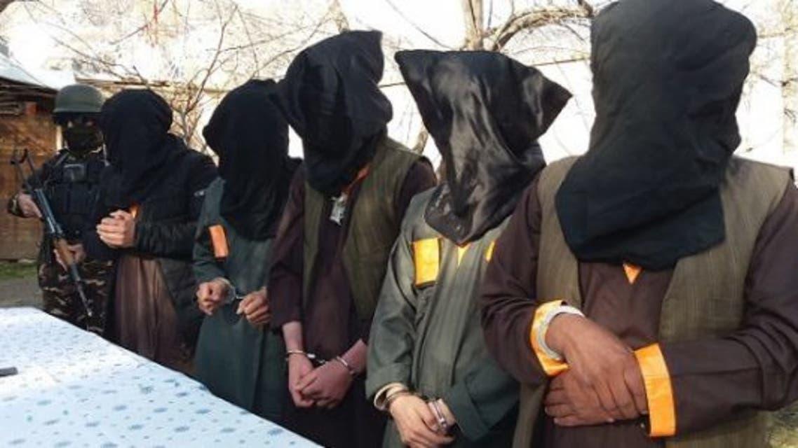 دستگیری یک گروه شش نفری داعش در کابل پایتخت افغانستان