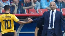 مارتينيز: هازارد سيبني فريقاً جديداً لريال مدريد
