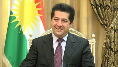 مسرور بارزاني رئيسا لوزراء كردستان العراق