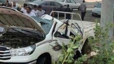 جازان : سعودی نوجوان 14 برس بعد والد کی طرح ٹریفک حادثے میں جاں بحق