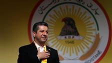 Iraq Kurds name president's cousin as their new PM