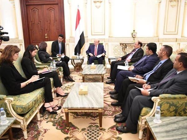 مساعدة غوتيريس للرئيس اليمني: متمسكون باتفاق السويد
