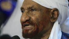 تقارير: تدهور صحة الصادق المهدي زعيم حزب الأمة السوداني