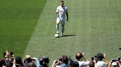 يوفيتش: سأقدم كل ما لدي لإعادة ريال مدريد إلى المنصات