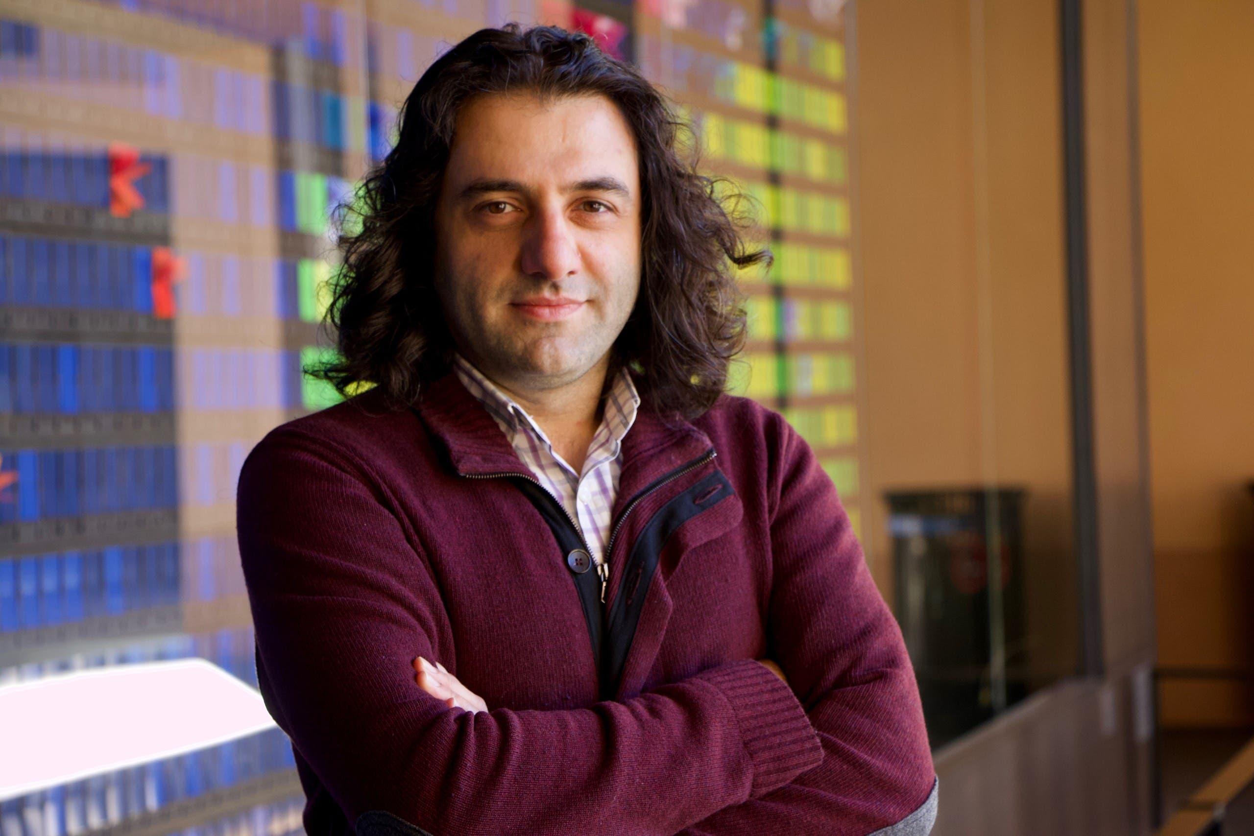 الأكاديمي والباحث التركي خليل إبراهيم يني غون