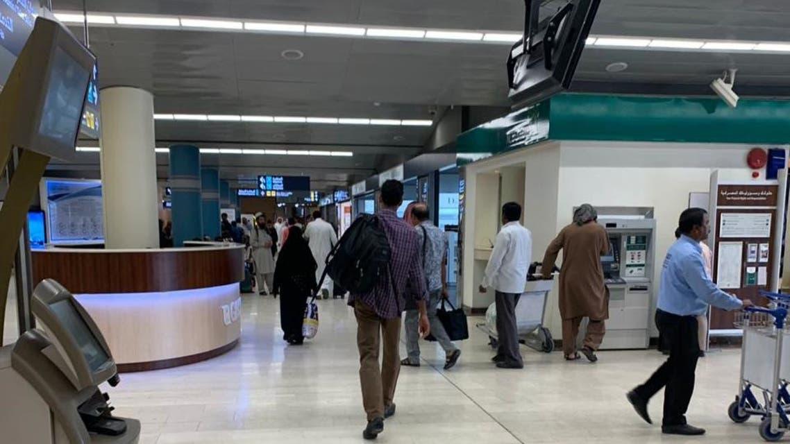 من مطار أبها - رئيسية
