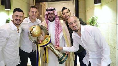 """""""ظروف خاصة"""" تمنع سعود آل سويلم من الترشح لرئاسة نادي النصر"""