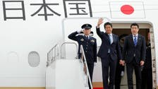 Japan PM arrives on first Tehran visit to ease tensions: State TV