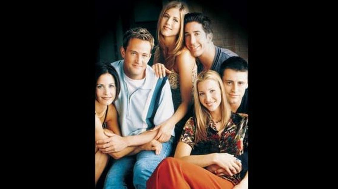 Friends TV show - Courtesy Warner Bros