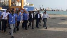 الأمم المتحدة: مظاهر الحوثي العسكرية ما زالت بميناء الحديدة