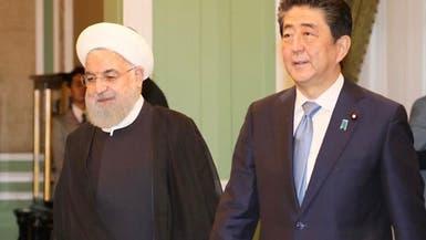 رئيس الوزراء الياباني من طهران: مستمرون بالوساطة