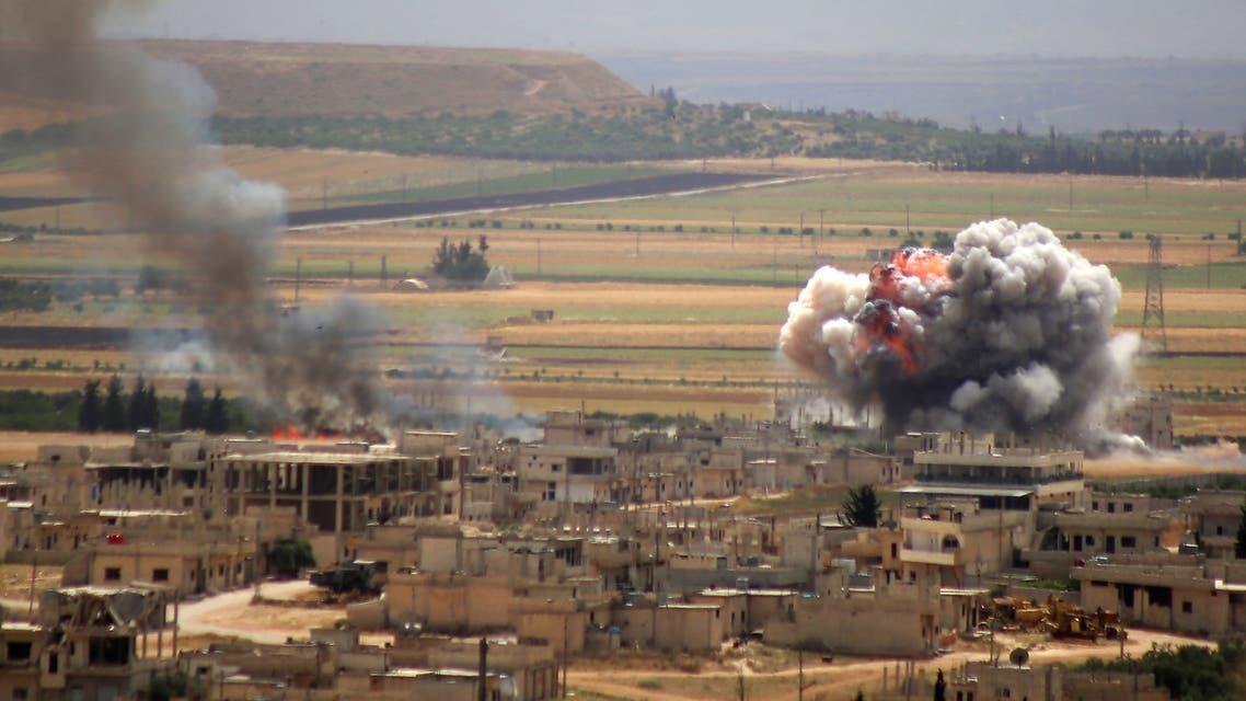 إدلب سوريا