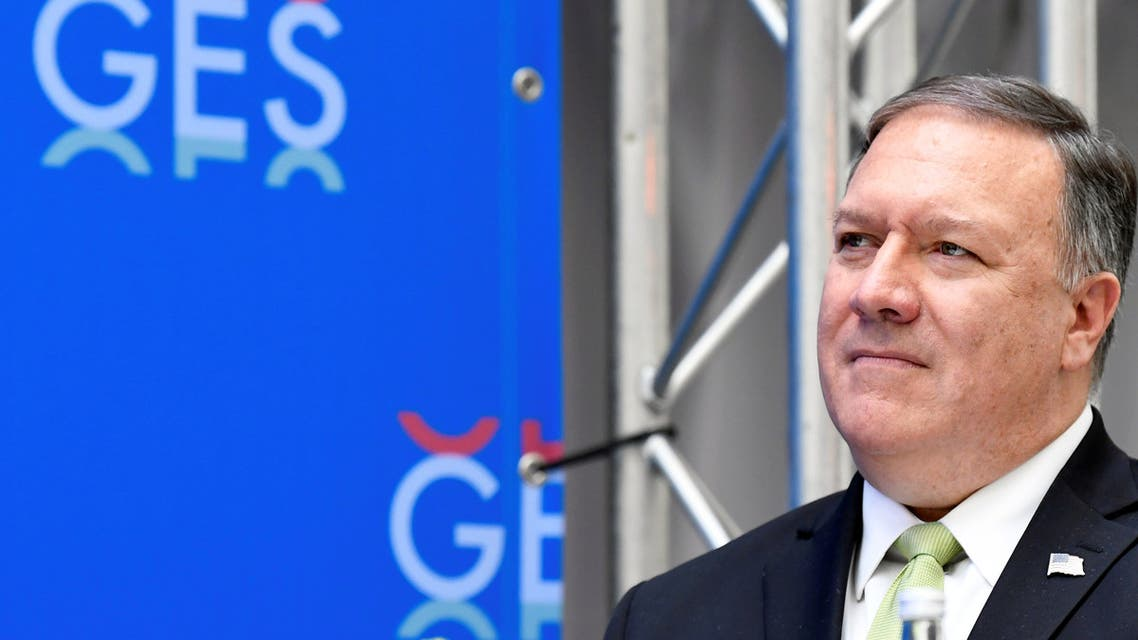 mike pompeo reuters