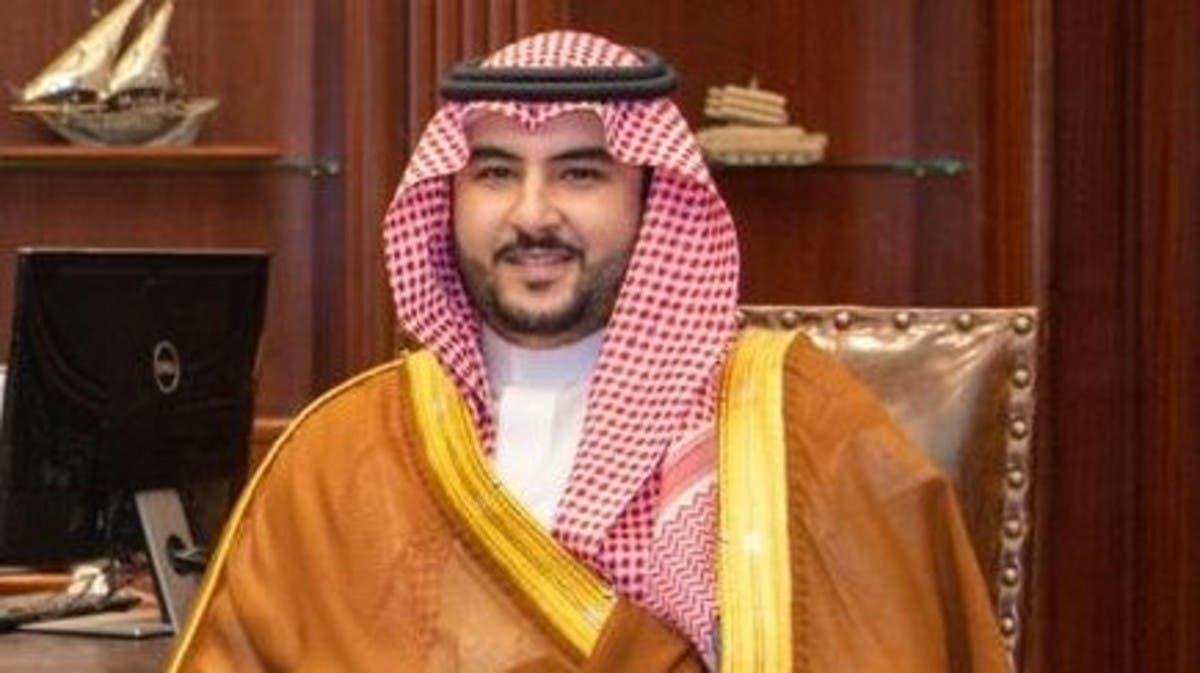 خالد بن سلمان: نرحب بالتزام بايدن العمل مع الحلفاء ضد اعتداءات إيران