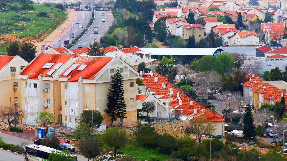 مستوطنة أرئيل الإسرائيلية في الضفة