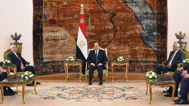 """السيسي يجدد دعم مصر للجيش الليبي في """"مواجهة الإرهاب"""""""