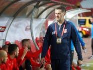 إقالة مدرب صربيا ملاين كرستاييتش