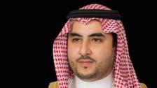 خالد بن سلمان: نشكر جهود واشنطن لحفظ أمن المنطقة