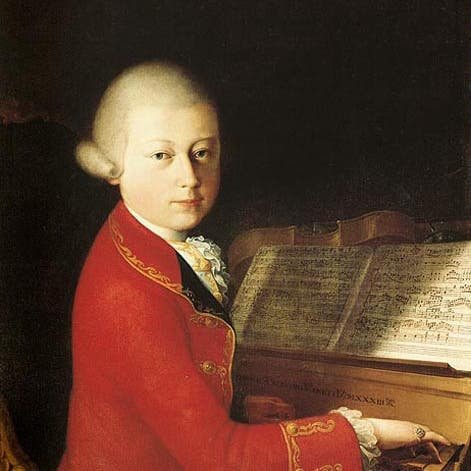 طفل عبقري عزف وعمره 3 سنوات وخطف قلوب الأباطرة والملوك