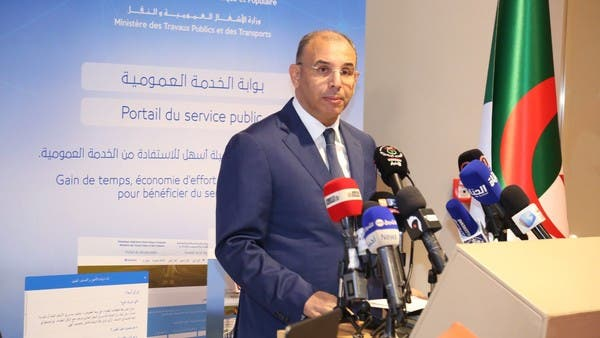 """الجزائر.. الإفراج عن وزير النقل السابق ووضعه تحت """"الرقابة"""""""