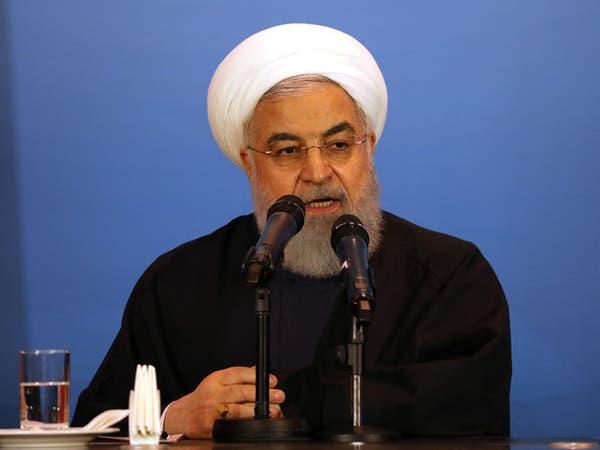 """الرئيس الإيراني: نواصل تقليص التزاماتنا في """"النووي"""""""