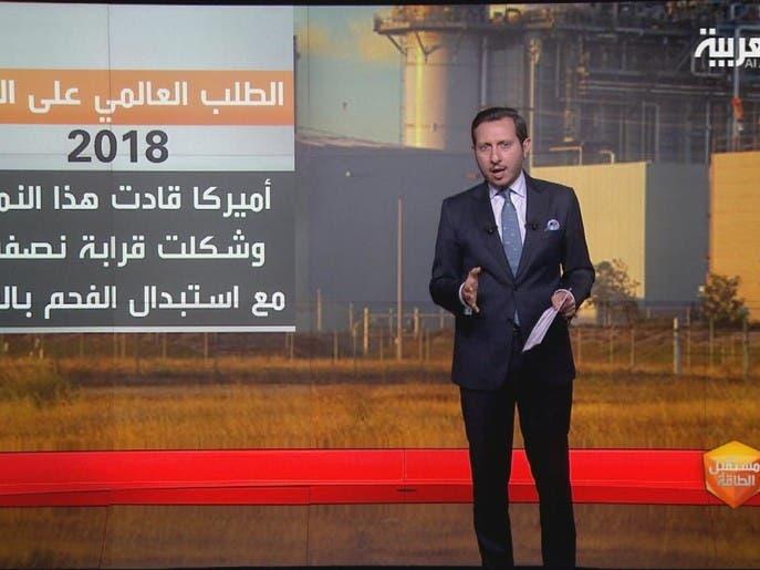 مستقبل الطاقة   فرص وتحديات سوق الغاز المسال عالميا