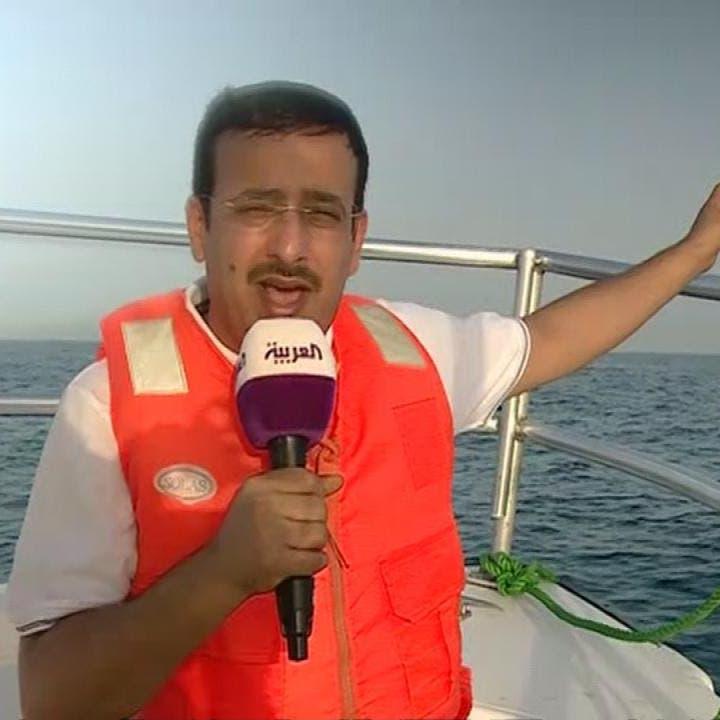 بعد هجوم خليج عمان.. ناقلة النفط اليابانية في مياه الإمارات