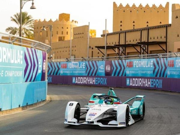 سباق فورمولا إي الدرعية يعود في نوفمبر المقبل