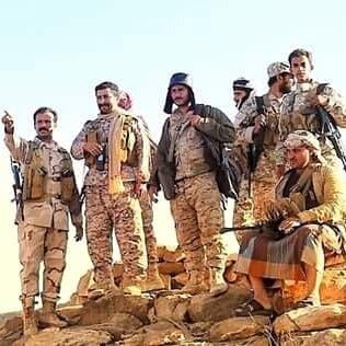 تعز.. الجيش اليمني يسيطر على مواقع مهمة في