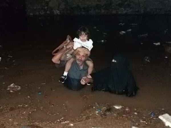 تقرير أممي: 70 ألف يمني تأثروا جراء الأمطار الغزيرة