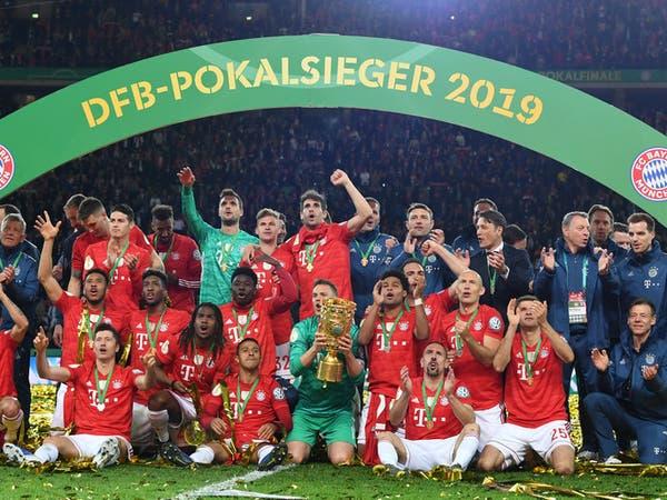 تأجيل نهائي كأس ألمانيا